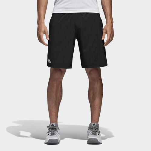 adidas - Essex Shorts Black  /  White B45800