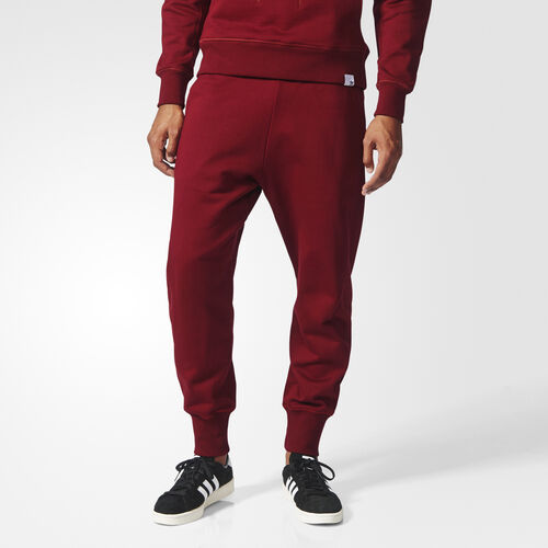 adidas - XbyO Sweat Pants Collegiate Burgundy BS2916