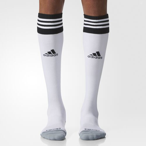 adidas - Copa Zone Cushion Socks 1 Pair White  /  Black D02693