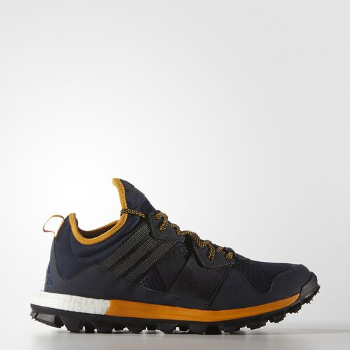 adidas - Response Boost Trail Shoes Collegiate Navy S41896