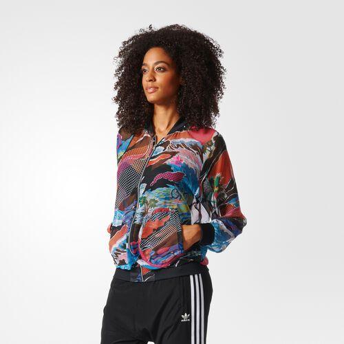 adidas - Track Jacket Multicolor BJ8141