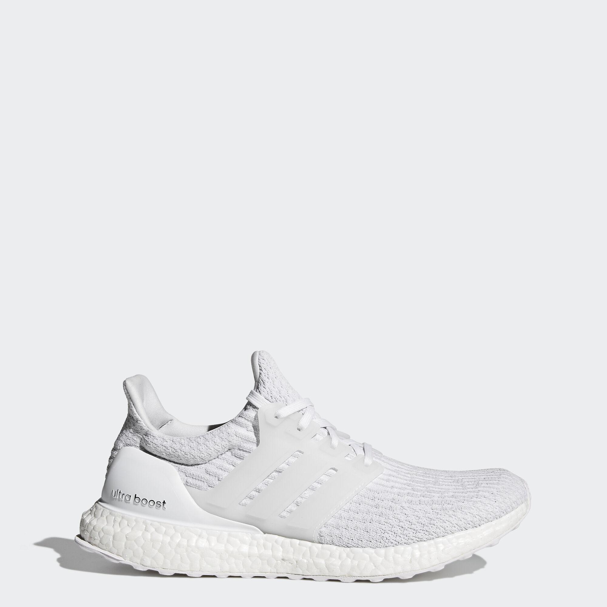 adidas - ULTRABOOST Shoes Running White Ftw / Running White BA8841