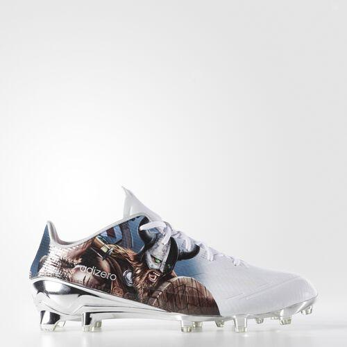 adidas - adizero 5-Star 5.0 Uncaged Cleats Running White Ftw  /  Running White  /  Platinum AQ7719
