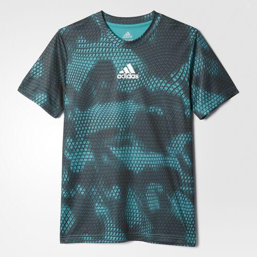 adidas - AOP TECH SNAKE SKIN SS Eqt Green  /  Black BA4228