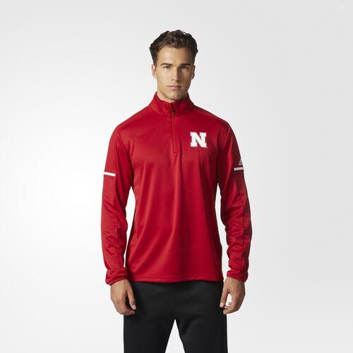 adidas - Cornhuskers Sideline Shirt Grey BV2628