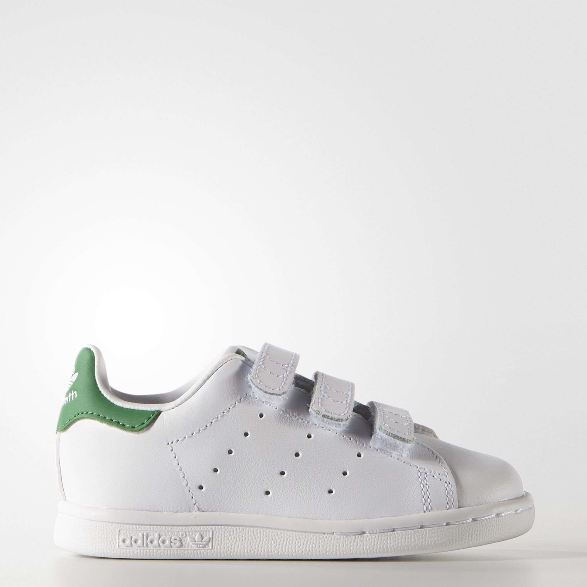 Adidas Originals Stan Smith Sneakers Running White Green