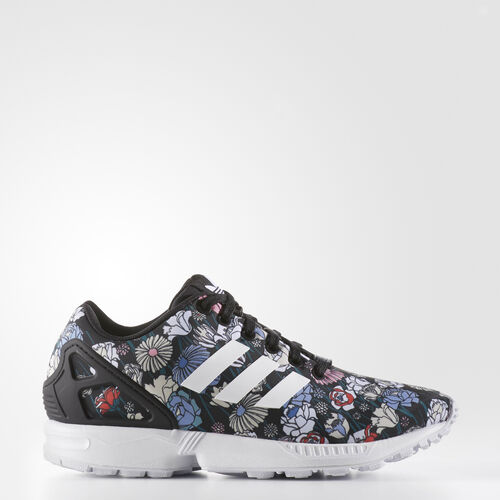adidas - ZX Flux Shoes Core Black  /  Black  /  Running White BB5052
