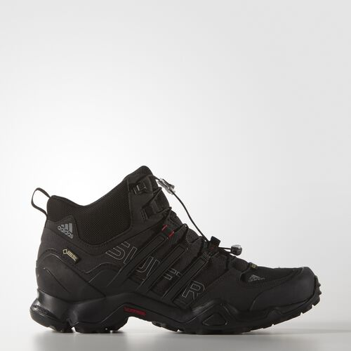 adidas - Terrex Swift R Mid GTX Shoes Core Black B44136