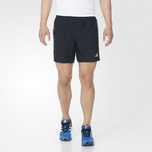 adidas - Response Shorts Black  /  White B43393