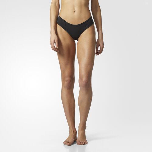 adidas - Superlite Thong Underwear 1 Pair Black BI0012