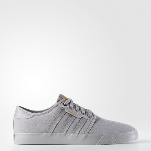 adidas - Seeley Shoes Charcoal Solid Grey  /  Charcoal Solid Grey  /  Gold Metallic B72581