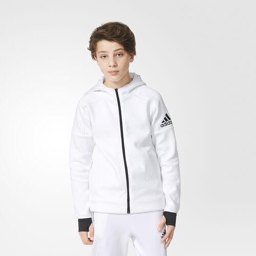 adidas - Z.N.E. Hoodie White  /  Black B45015
