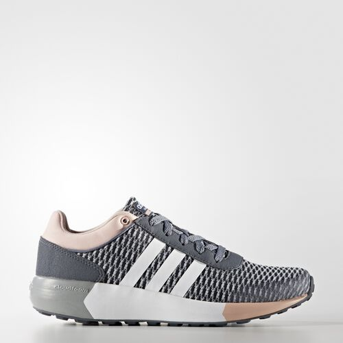 adidas - Cloudfoam Race Shoes Onix  /  Running White Ftw AW5287