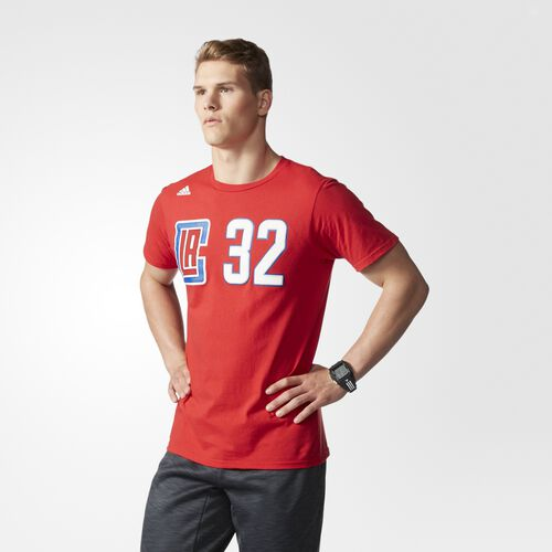 adidas - Clippers Away Replica Tee Griffin MULTI AT0858