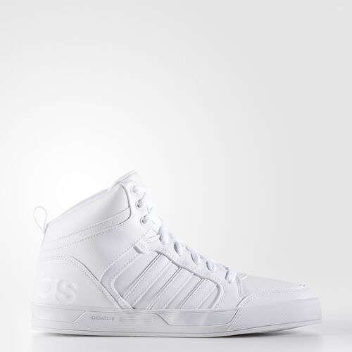 adidas - Raleigh 9Tis Mid Shoes Running White Ftw  /  Running White  /  Running White AW4534