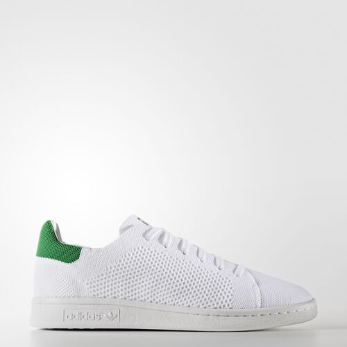 adidas - Stan Smith Primeknit Shoes Running White Ftw  /  Running White  /  Fairway S75351