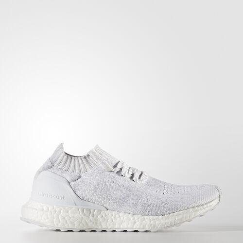 adidas - ultraBOOST uncaged j Running White  /  Running White  /  Crystal White BY2079