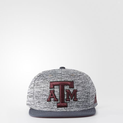 adidas - Aggies Player Snap-Back Hat MULTI AW9991
