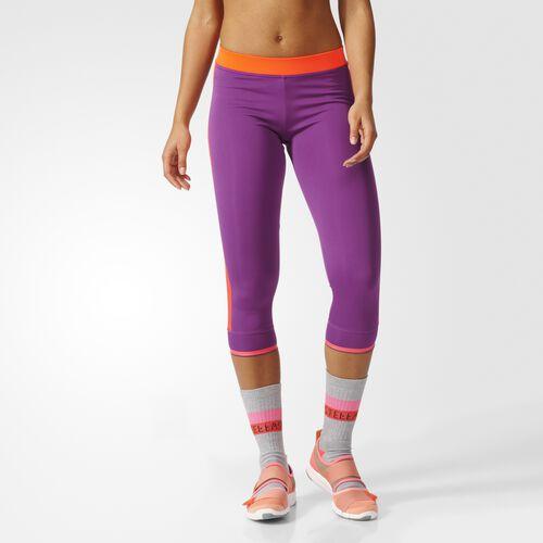 adidas - adidas STELLASPORT Three-Quarter Tights Pop Purple AP6178