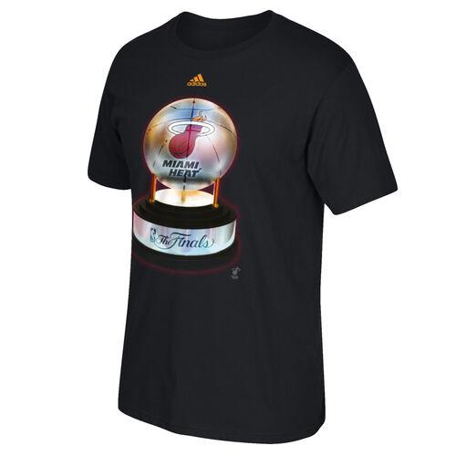 adidas - Miami Heat Logoball Trophy Tee MULTI BT7916