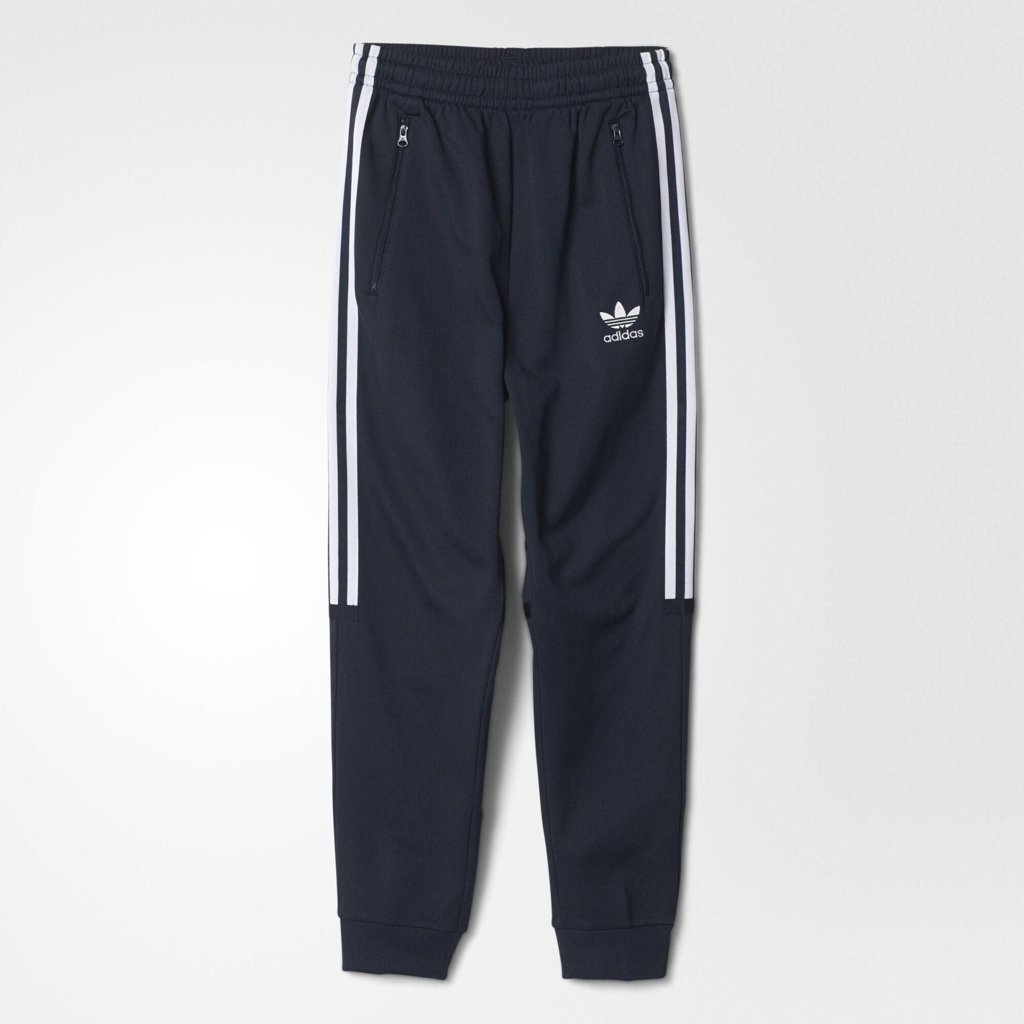 Adidas blanco los pantalones de la pista, Samba zapatos para hombres > off63% originales