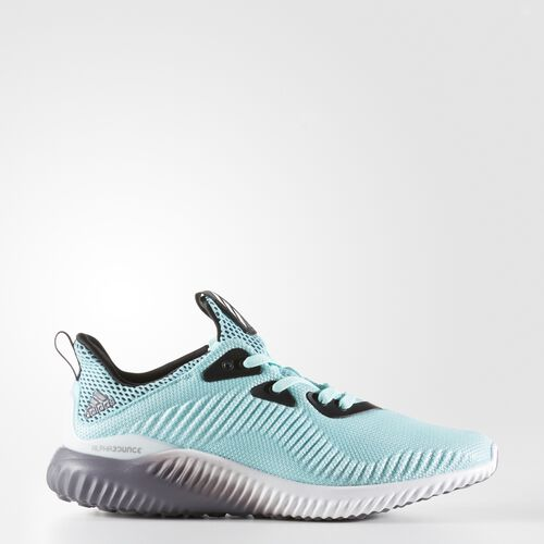 adidas - alphabounce Shoes Clear Aqua  /  Running White Ftw  /  Trace Grey B39429