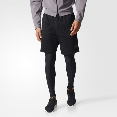 adidas - adidas Z.N.E. Shorts Black BR7062