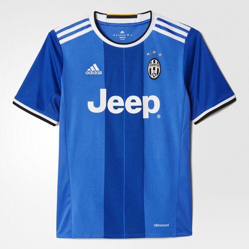 adidas - Juventus Away Replica Jersey Vivid Blue  /  White AI6228