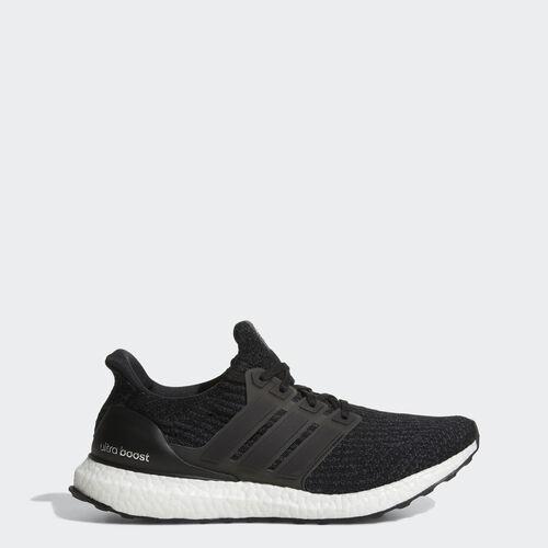 adidas - ULTRABOOST Shoes Core Black  /  Core Black  /  Grey BA8842