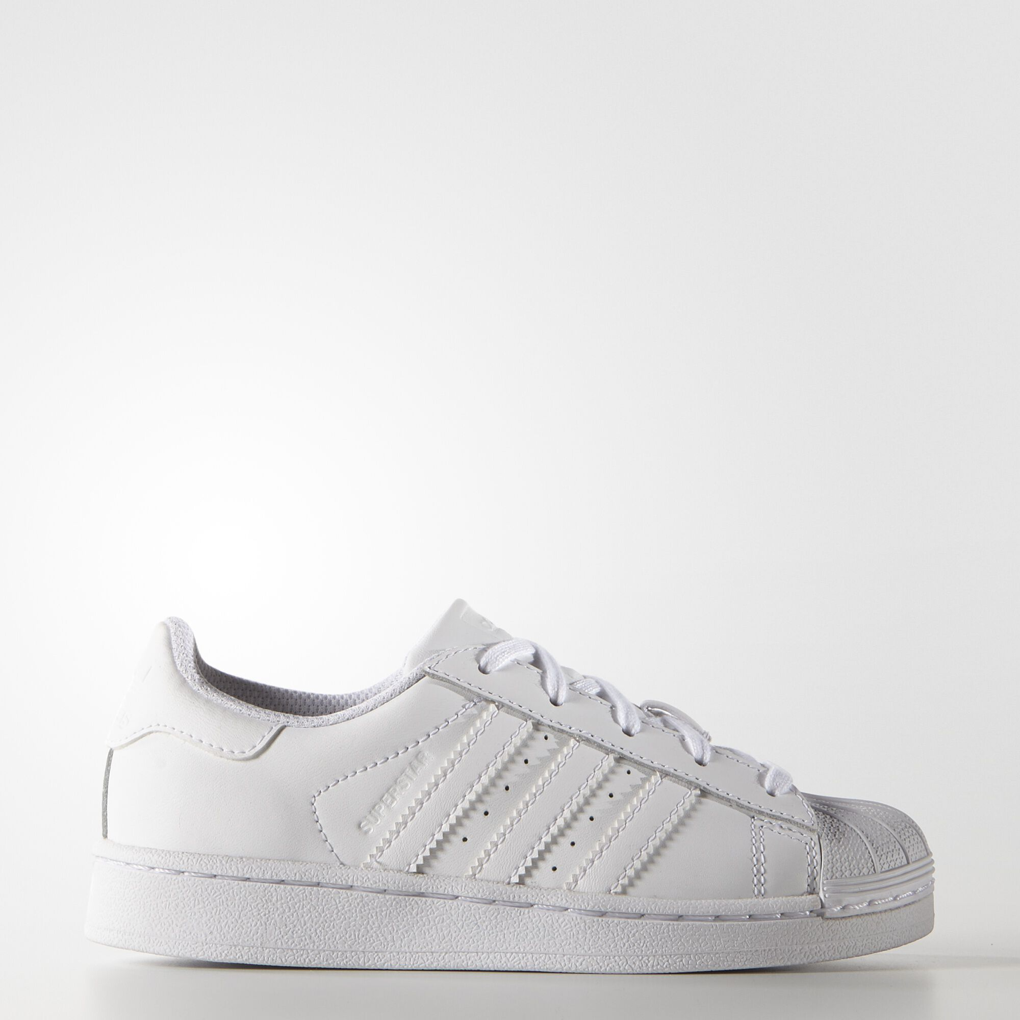 Adidas Men Superstar Foundation white green gold metallic PYS