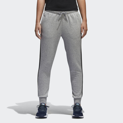 adidas - 3-Stripes Joggers Medium Grey Heather  /  Black CD2260