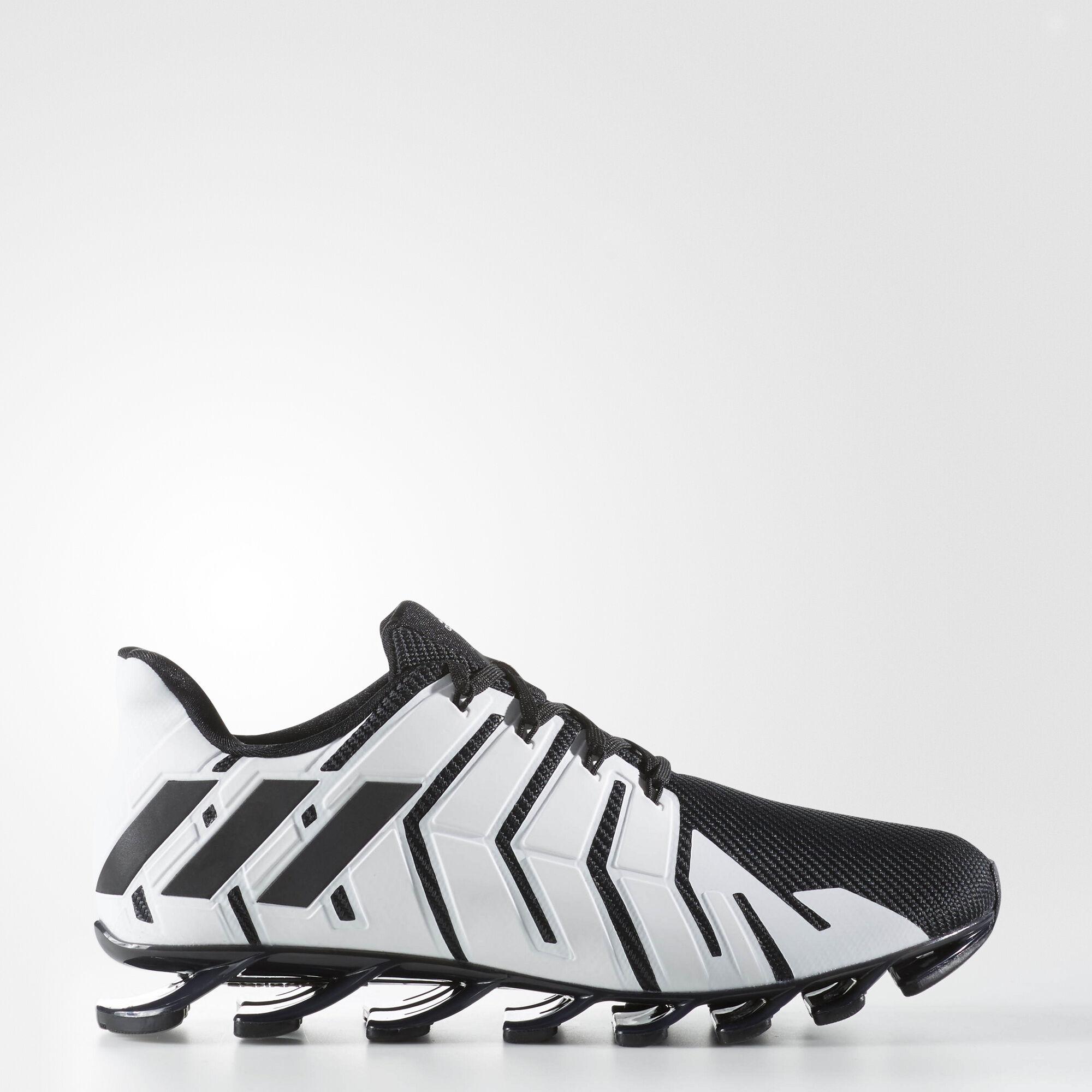 new style 0cc3f 232a2 mens adidas springblade pro white