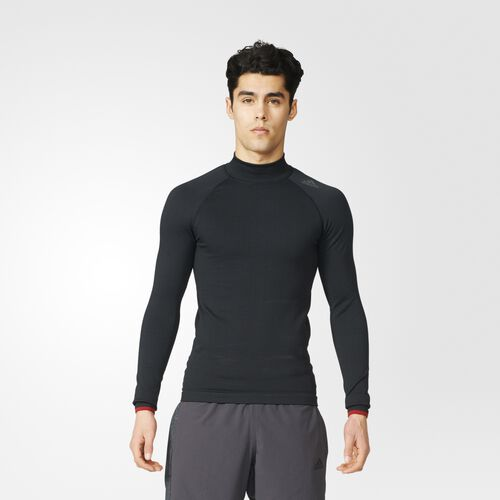 adidas - Techfit Climaheat Shirt Black S94386