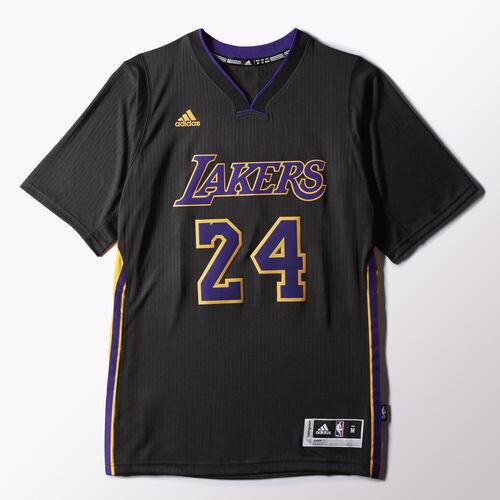 adidas - Lakers Pride Swingman Jersey Black H83072