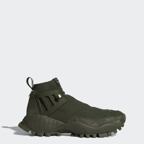 adidas - Seeulater Alledo Primeknit Shoes Night Cargo  /  Night Cargo  /  Night Cargo CG3667