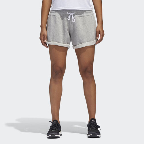 adidas - Roll-Up Shorts Medium Grey Heather BP9233