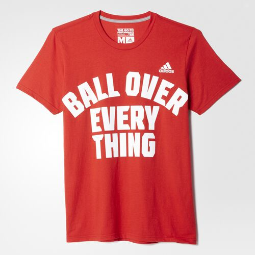 adidas - Ball Over Every Thing Tee MULTI AM4526