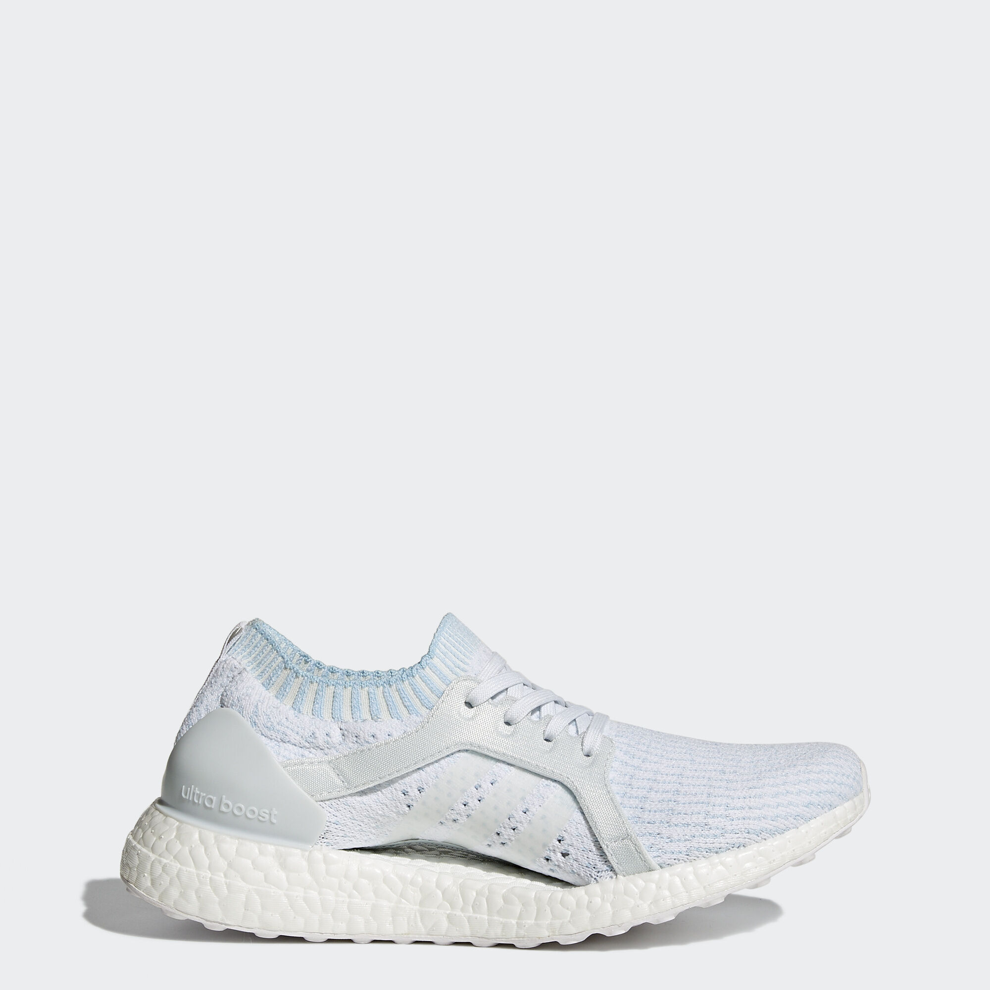 online retailer 9e935 c4c66 ... adidas - Ultraboost X Parley Shoes Icey Blue   Running White   Icey  Blue BY2707 ...