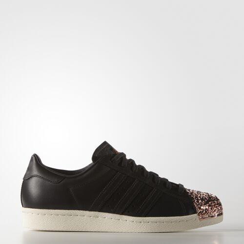 adidas - Superstar 80s Shoes Core Black  /  Core Black S76535