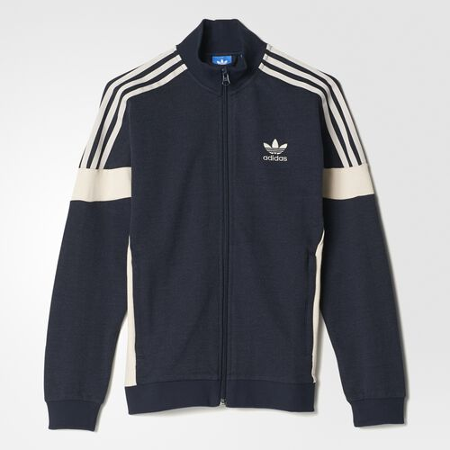 adidas - Firebird Track Jacket Legend Ink  /  Bliss BK7654