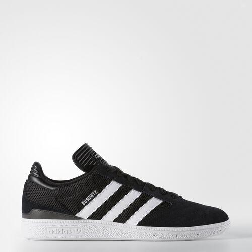 adidas - Busenitz Shoes Core Black  /  Running White  /  Metallic Silver F37347