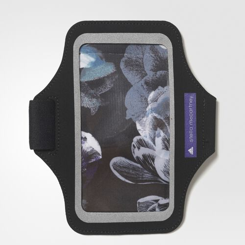 adidas - Running Media Arm Pouch Black  /  Reflective Silver AP6318