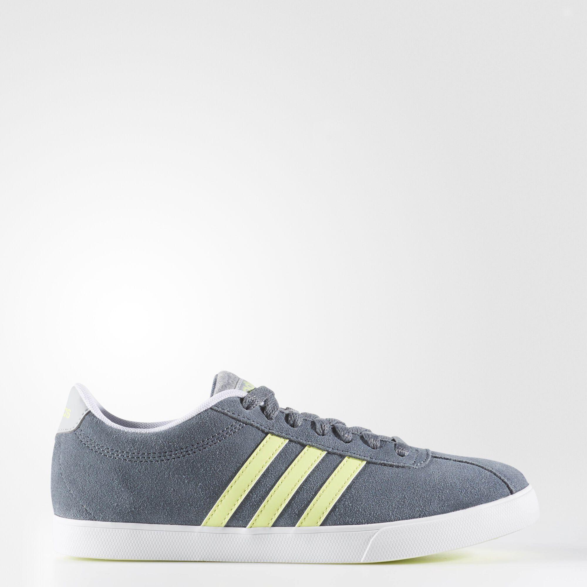 Buy Unisex Adidas Neo Pace Vs Low Shoes Navy Orange