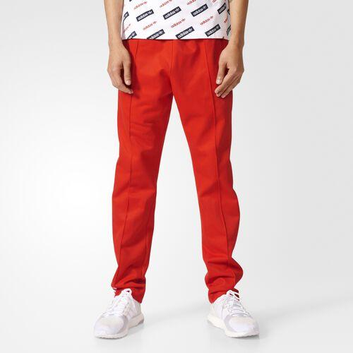 adidas - Block Track Pants Core Red BK7867