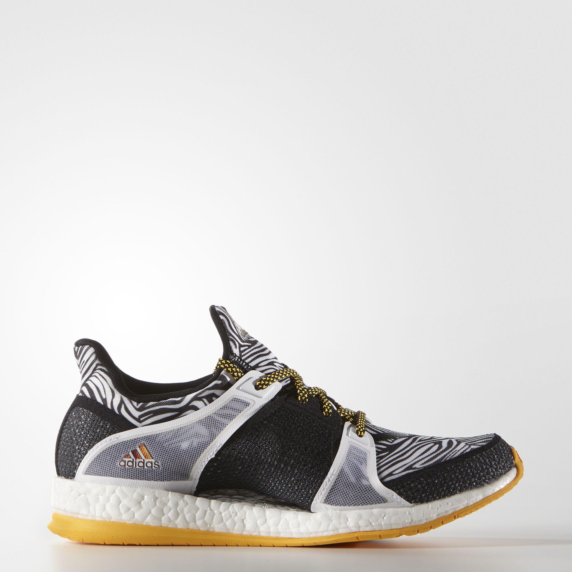 c3654fffa ... Adidas AF5926 Women s Training Pure Boost X Training Shoes Core Black  ...