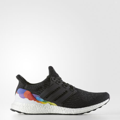 adidas - UltraBOOST Pride Shoes Core Black  /  Utility Black  /  Running White CP9632