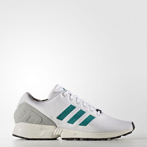 adidas - ZX FLUX Running White Ftw  /  Sub Green  /  Chalk S76675