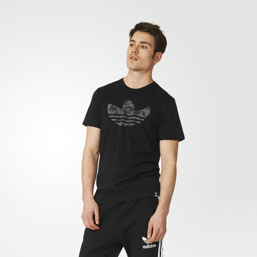 adidas - Shmoo Pattern Tee Black AY8879