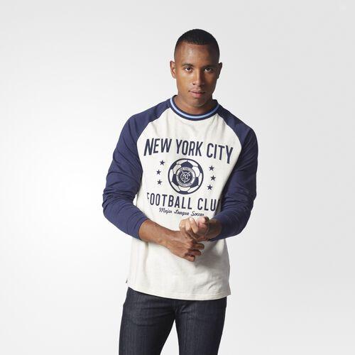 adidas - NYC FC Crew Sweatshirt MULTI AL5493