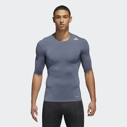 Adidas Mens Training Techfit Base Tee